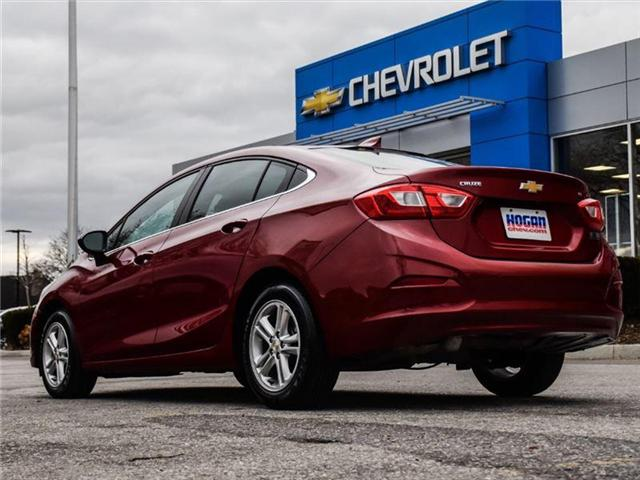 2017 Chevrolet Cruze LT Auto (Stk: A568768) in Scarborough - Image 3 of 24