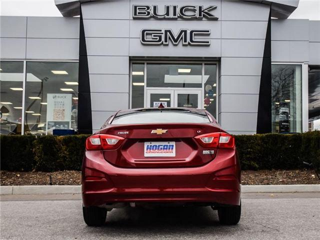 2017 Chevrolet Cruze LT Auto (Stk: A568768) in Scarborough - Image 5 of 24