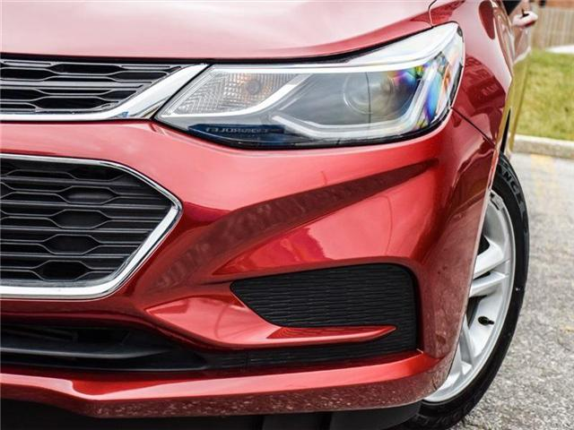 2017 Chevrolet Cruze LT Auto (Stk: A568768) in Scarborough - Image 8 of 24