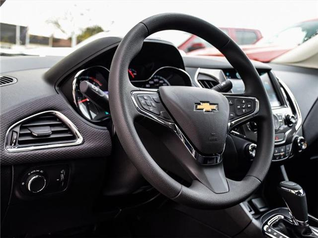2017 Chevrolet Cruze LT Auto (Stk: A568768) in Scarborough - Image 12 of 24