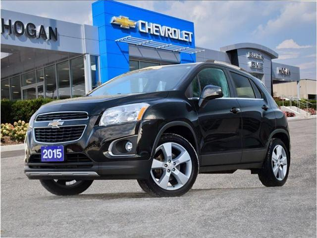 2015 Chevrolet Trax LTZ (Stk: WN158514) in Scarborough - Image 1 of 27
