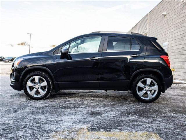 2015 Chevrolet Trax LTZ (Stk: WN158514) in Scarborough - Image 2 of 27