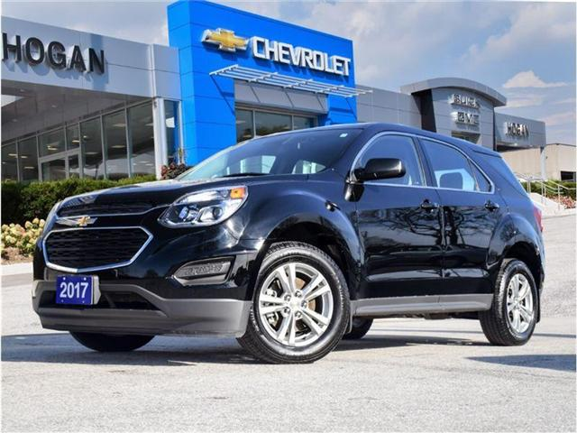 2017 Chevrolet Equinox LS (Stk: WN563234) in Scarborough - Image 1 of 27