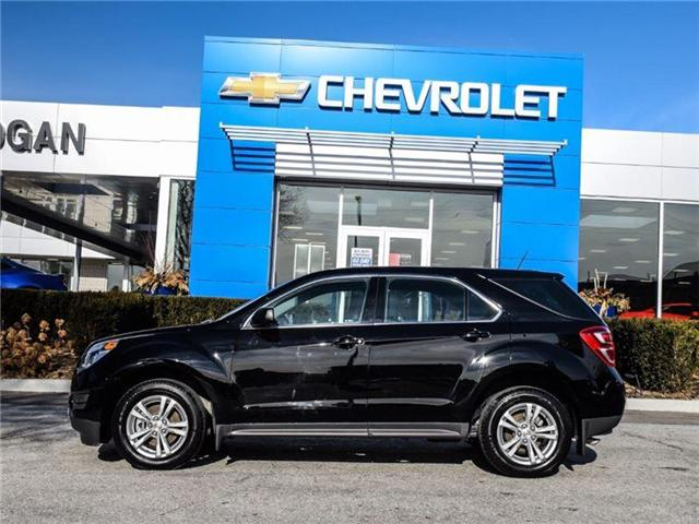2017 Chevrolet Equinox LS (Stk: WN563234) in Scarborough - Image 2 of 27