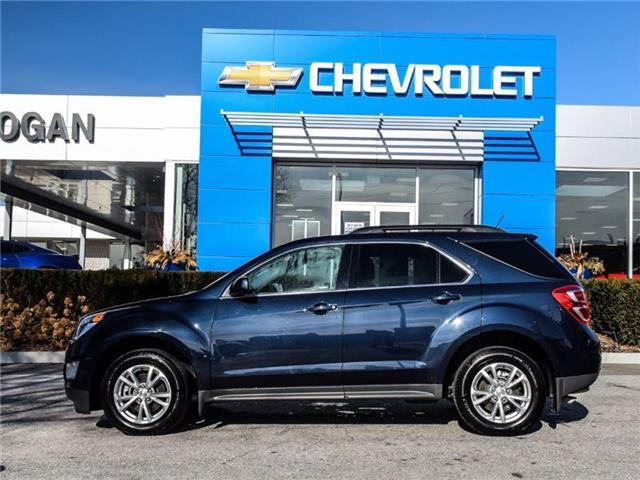2017 Chevrolet Equinox LT (Stk: A581346) in Scarborough - Image 2 of 28