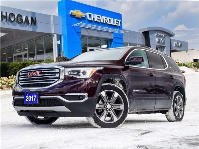 2017 GMC Acadia SLT-2 (Stk: A280813) in Scarborough - Image 1 of 30