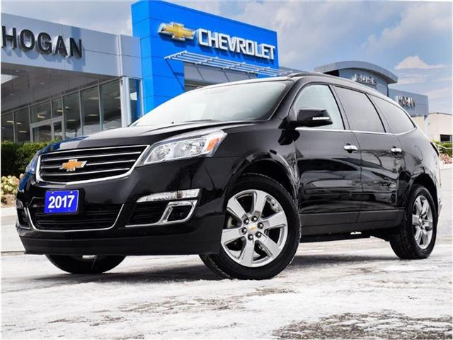 2017 Chevrolet Traverse 1LT (Stk: A334446) in Scarborough - Image 1 of 24