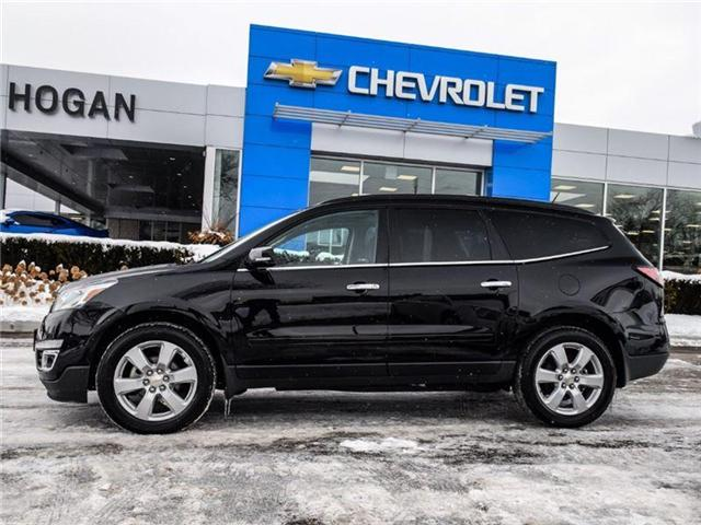 2017 Chevrolet Traverse 1LT (Stk: A334446) in Scarborough - Image 2 of 24