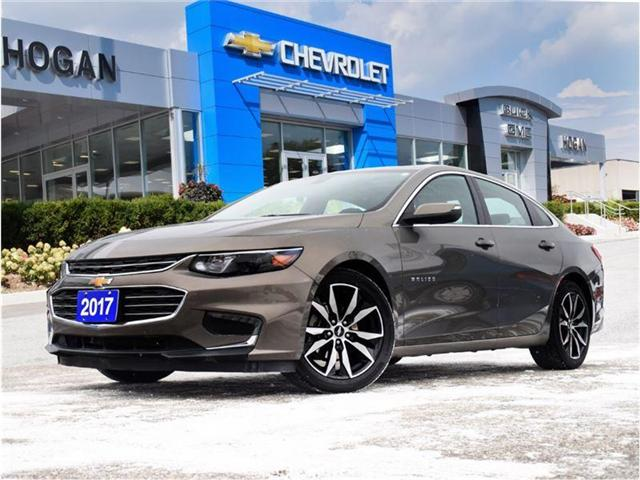 2017 Chevrolet Malibu 1LT (Stk: A257243) in Scarborough - Image 1 of 24