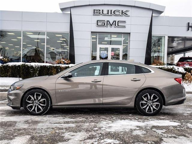 2017 Chevrolet Malibu 1LT (Stk: A257243) in Scarborough - Image 2 of 24