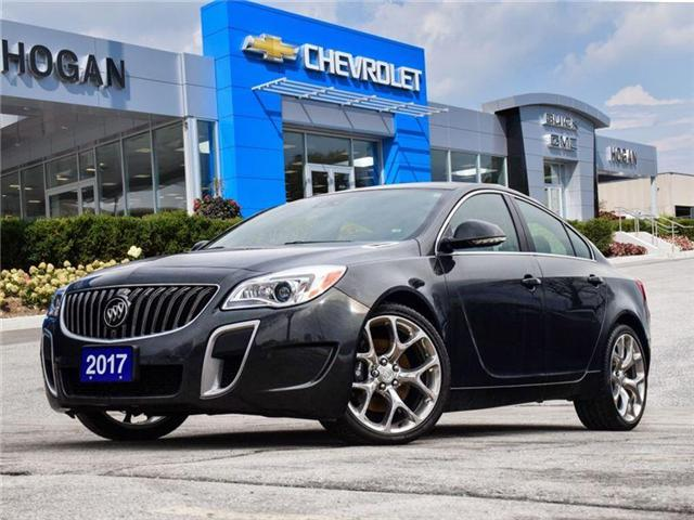 2017 Buick Regal GS (Stk: A118762) in Scarborough - Image 1 of 28