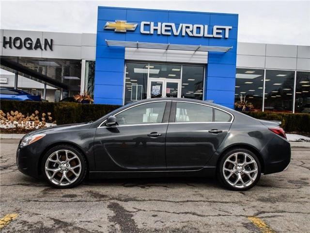 2017 Buick Regal GS (Stk: A118762) in Scarborough - Image 2 of 28