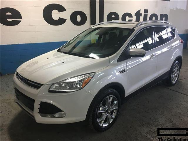 2015 Ford Escape Titanium AWD / Pano Roof / Navi / Leather / Clean (Stk: 1MFCU9) in Toronto - Image 1 of 29