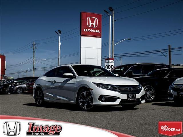 2016 Honda Civic Touring (Stk: OE4083) in Hamilton - Image 1 of 18