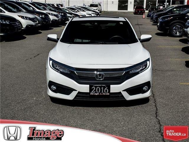 2016 Honda Civic Touring (Stk: OE4083) in Hamilton - Image 2 of 18