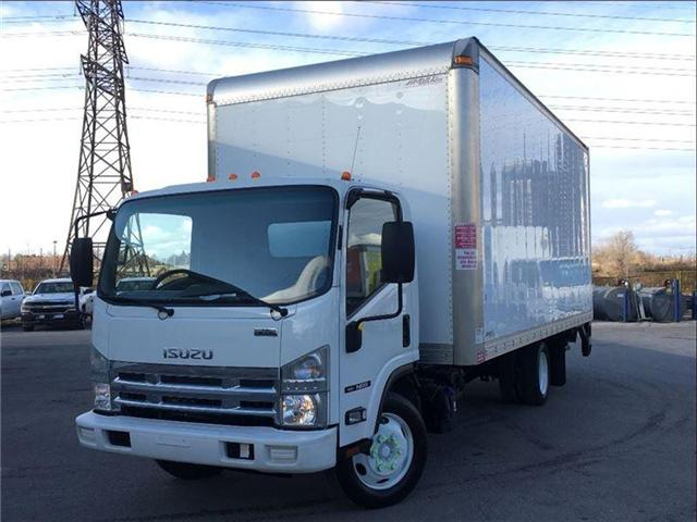 2015 Isuzu NRR Used Isuzu W/20' Body & Tailgate Loader (Stk: ST301346T) in Toronto - Image 1 of 15