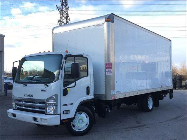 2015 Isuzu NRR Used Isuzu W/20' Body & Tailgate Loader (Stk: ST301346T) in Toronto - Image 2 of 15