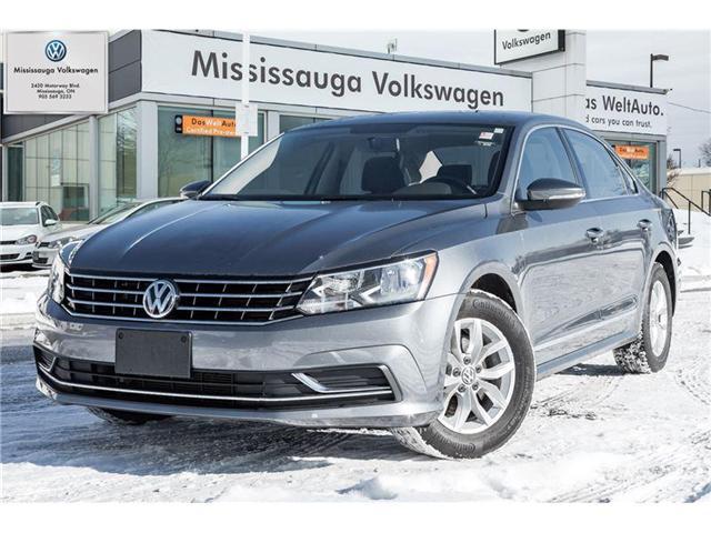 2017 Volkswagen Passat Trendline+ (Stk: P3021) in Mississauga - Image 1 of 20