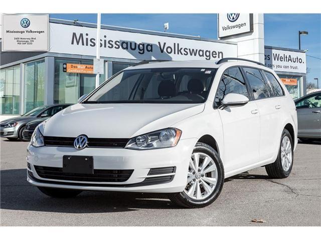 2017 Volkswagen Golf Sportwagon 1.8 TSI Trendline (Stk: P2989) in Mississauga - Image 1 of 19