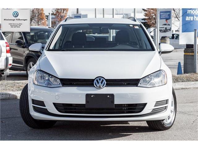 2017 Volkswagen Golf Sportwagon 1.8 TSI Trendline (Stk: P2989) in Mississauga - Image 2 of 19