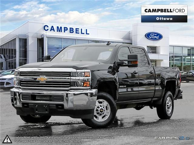 2017 Chevrolet Silverado 2500HD LT ONLY 1 AT THIS PRICE (Stk: 938860) in Ottawa - Image 1 of 27