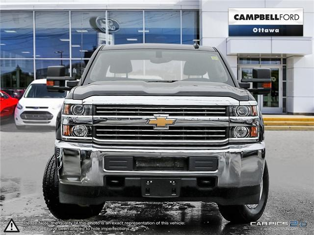 2017 Chevrolet Silverado 2500HD LT ONLY 1 AT THIS PRICE (Stk: 938860) in Ottawa - Image 2 of 27