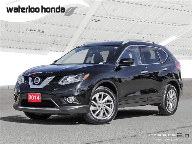 2014 Nissan Rogue SL (Stk: H3428A) in Waterloo - Image 1 of 28
