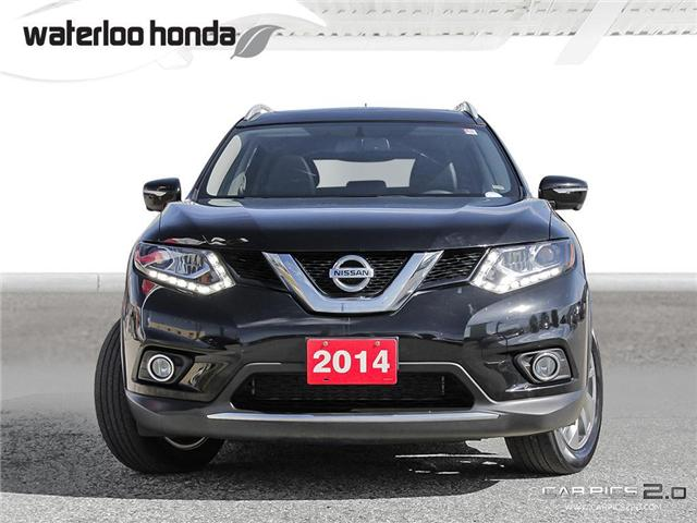 2014 Nissan Rogue SL (Stk: H3428A) in Waterloo - Image 2 of 28