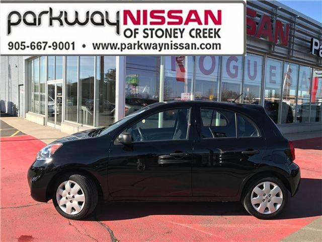 2015 Nissan Micra  (Stk: N1154A) in Hamilton - Image 2 of 17