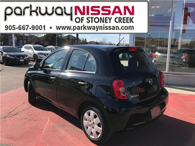 2015 Nissan Micra  (Stk: N1154A) in Hamilton - Image 3 of 17