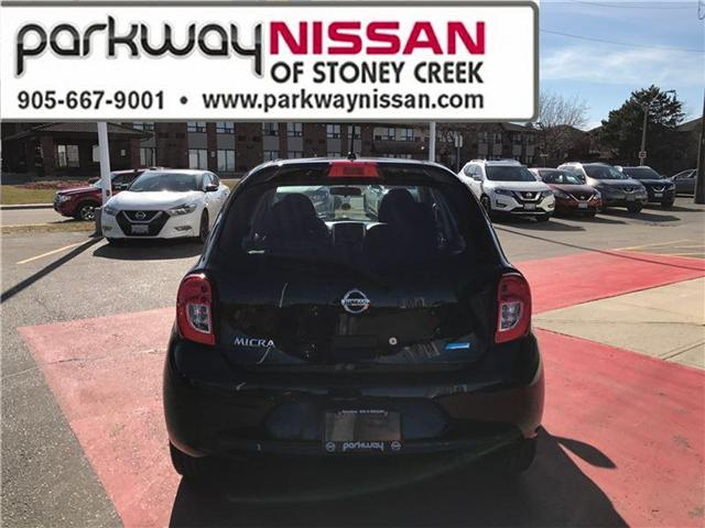 2015 Nissan Micra  (Stk: N1154A) in Hamilton - Image 4 of 17