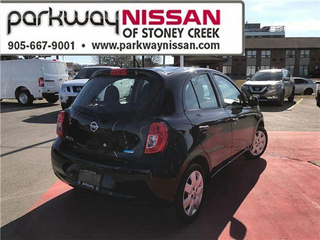2015 Nissan Micra  (Stk: N1154A) in Hamilton - Image 5 of 17
