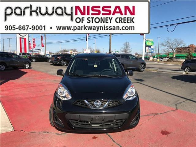 2015 Nissan Micra  (Stk: N1154A) in Hamilton - Image 7 of 17