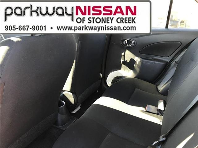2015 Nissan Micra  (Stk: N1154A) in Hamilton - Image 10 of 17