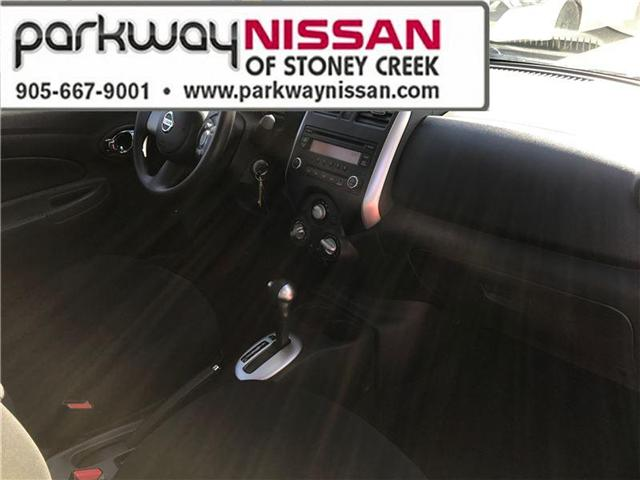 2015 Nissan Micra  (Stk: N1154A) in Hamilton - Image 11 of 17