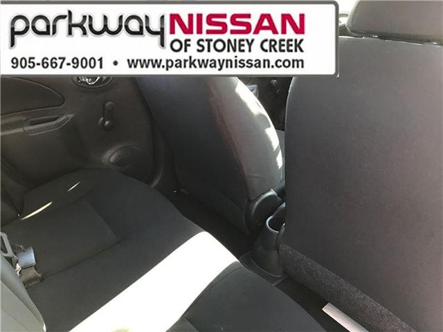 2015 Nissan Micra  (Stk: N1154A) in Hamilton - Image 12 of 17
