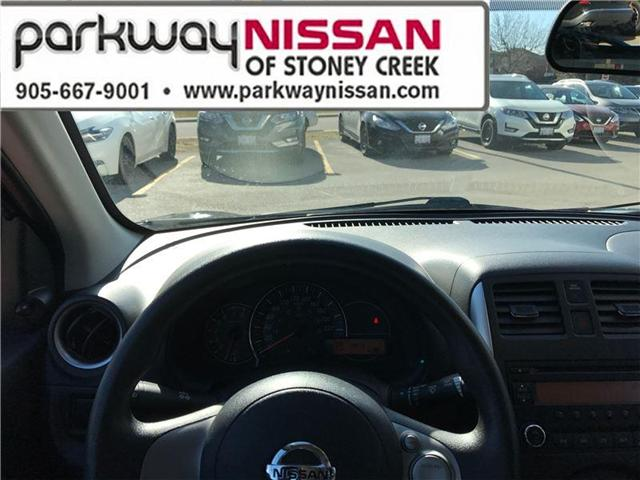2015 Nissan Micra  (Stk: N1154A) in Hamilton - Image 13 of 17