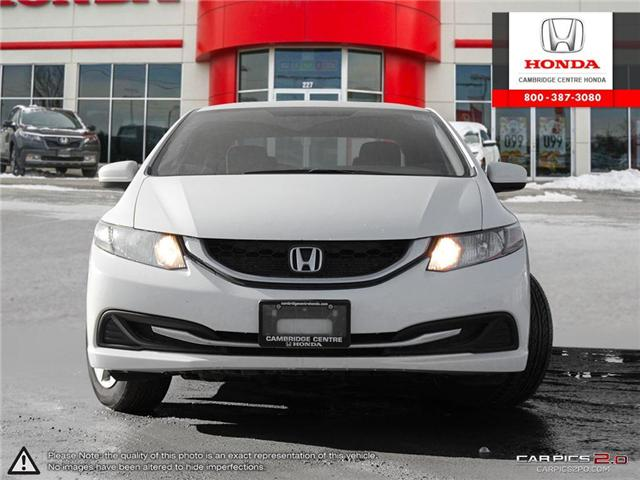 2014 Honda Civic LX (Stk: 18289A) in Cambridge - Image 2 of 27