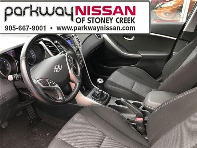2016 Hyundai Elantra GT  (Stk: N17583A) in Hamilton - Image 9 of 19