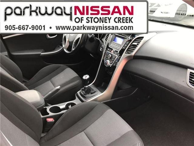 2016 Hyundai Elantra GT  (Stk: N17583A) in Hamilton - Image 12 of 19