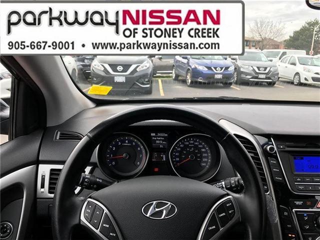 2016 Hyundai Elantra GT  (Stk: N17583A) in Hamilton - Image 13 of 19