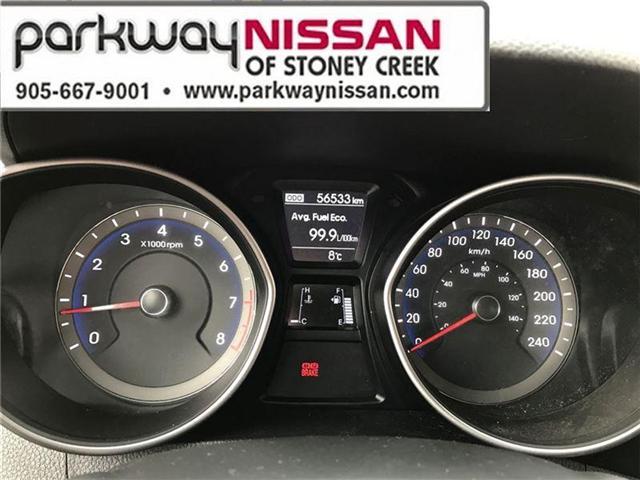 2016 Hyundai Elantra GT  (Stk: N17583A) in Hamilton - Image 14 of 19