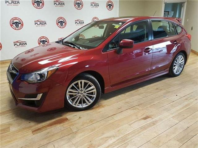 2016 Subaru Impreza 2.0i Sport Package (Stk: DM3993) in Orillia - Image 1 of 14