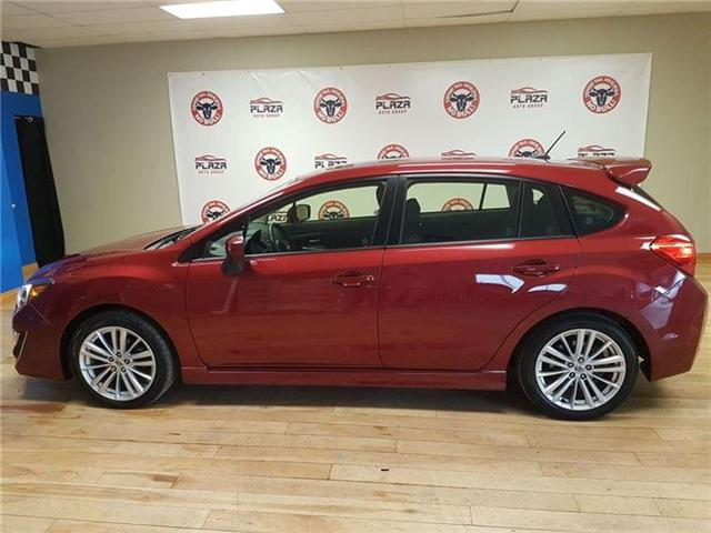 2016 Subaru Impreza 2.0i Sport Package (Stk: DM3993) in Orillia - Image 2 of 14