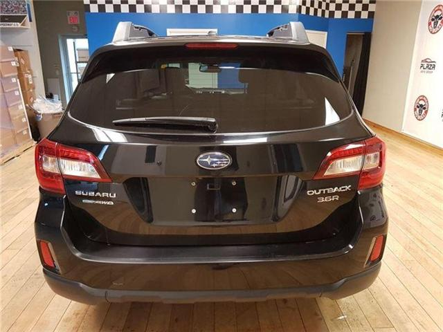 2015 Subaru Outback 3.6R Limited Package (Stk: DM3999) in Orillia - Image 4 of 15