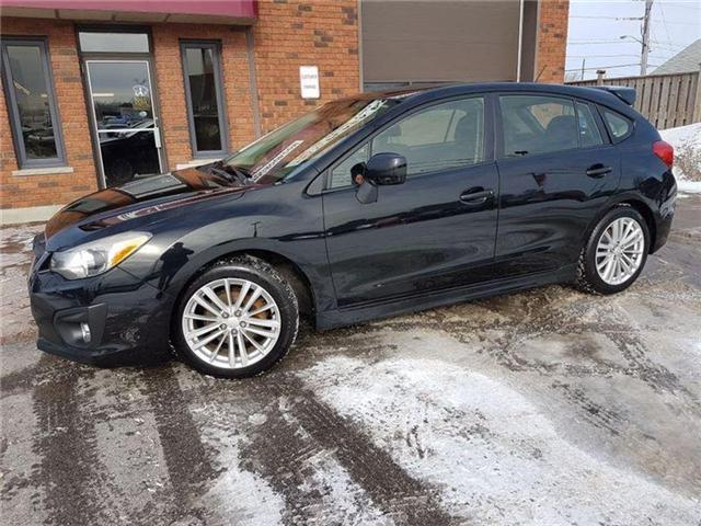 2012 Subaru Impreza 2.0i Sport Package (Stk: DS4821A) in Orillia - Image 1 of 13