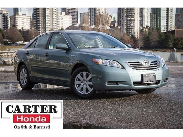 2007 Toyota Camry Hybrid Base (Stk: 2J42051) in Vancouver - Image 1 of 27