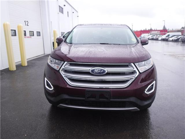 2017 Ford Edge Titanium (Stk: 17-743) in Kapuskasing - Image 2 of 20