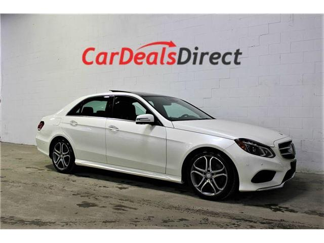 2014 Mercedes-Benz E-Class Base (Stk: 037072) in Vaughan - Image 1 of 30