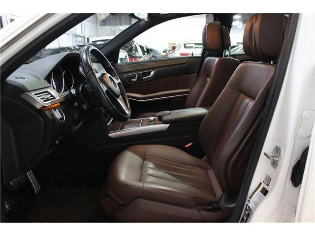 2014 Mercedes-Benz E-Class Base (Stk: 037072) in Vaughan - Image 16 of 30